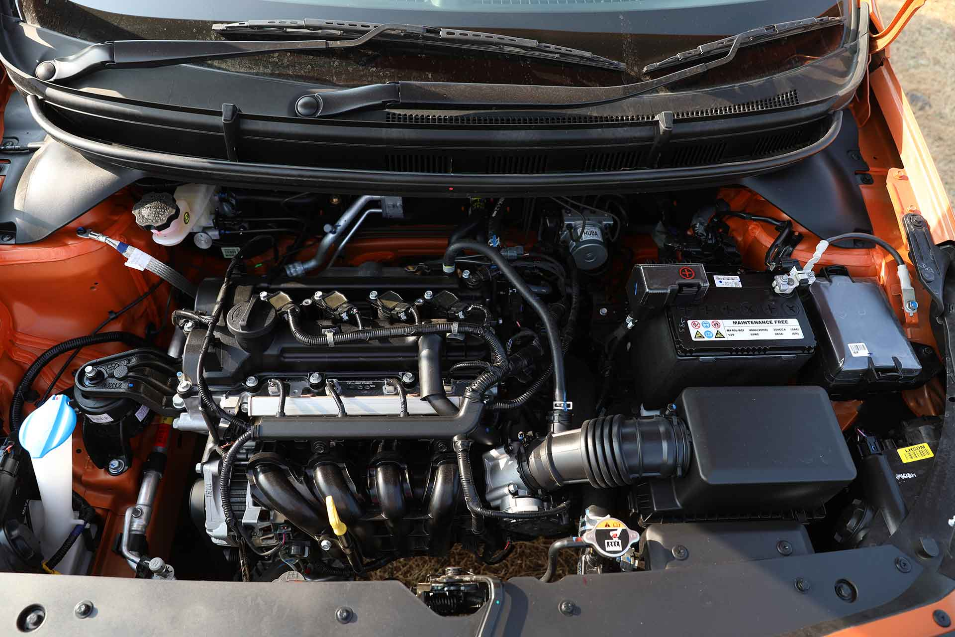 2018 Hyundai Elite i20 Engine