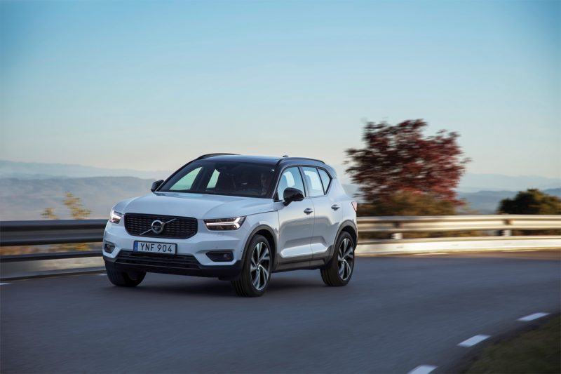 2018 Volvo Xc40 R Design Launched In India Overdrive Cnbc Tv18