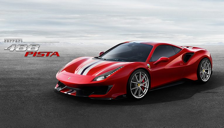 Ferrari 488 Pista: Here It Is, Finally