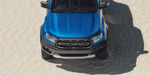 Ford Everest Raptor Endeavour