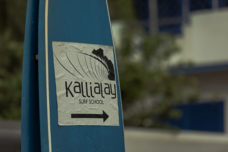 Kallialay Surf School