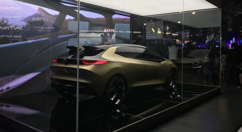 Tata X45 Auto Expo