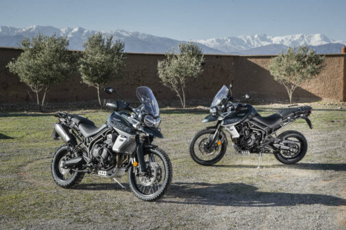 2018 Triumph Tiger Review