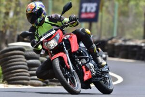TVS Apache RTR 160 4V First Ride Review