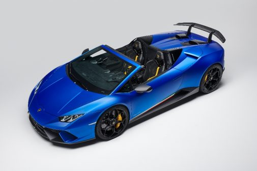 Lamborghini Huracán Performante Spyder Geneva
