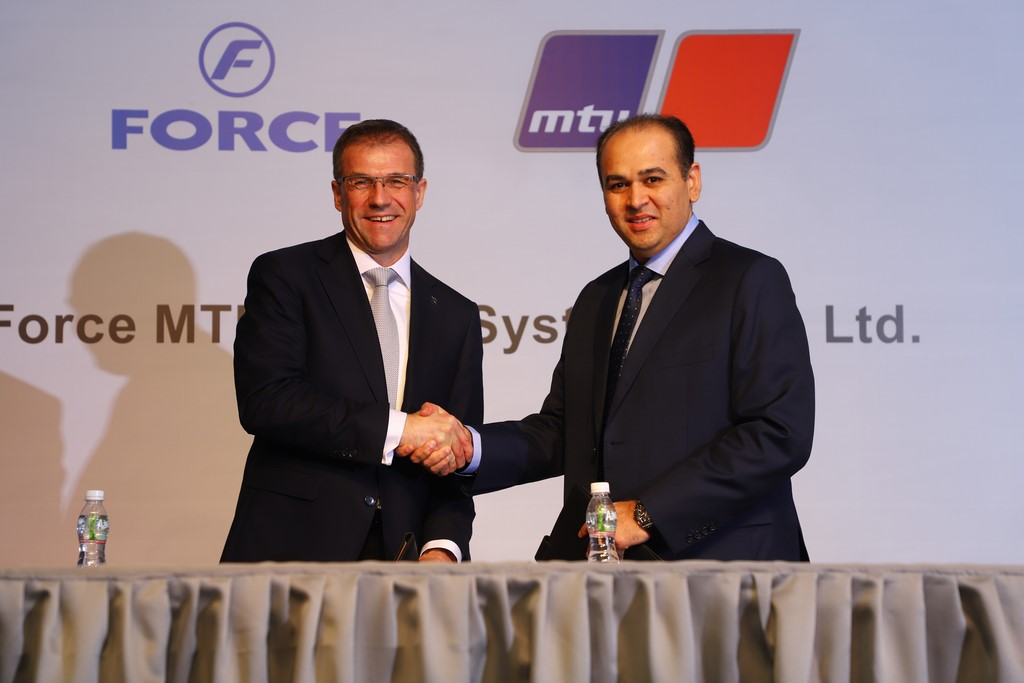 Force Motors inks JV with MTU Friedrichshafen for power generation engines