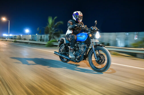 Royal Enfield Thunderbird 500X Review