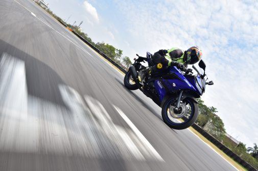 Yamaha R15 V3 Review
