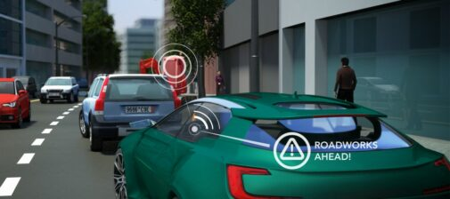 Vehicle-to-X NXP