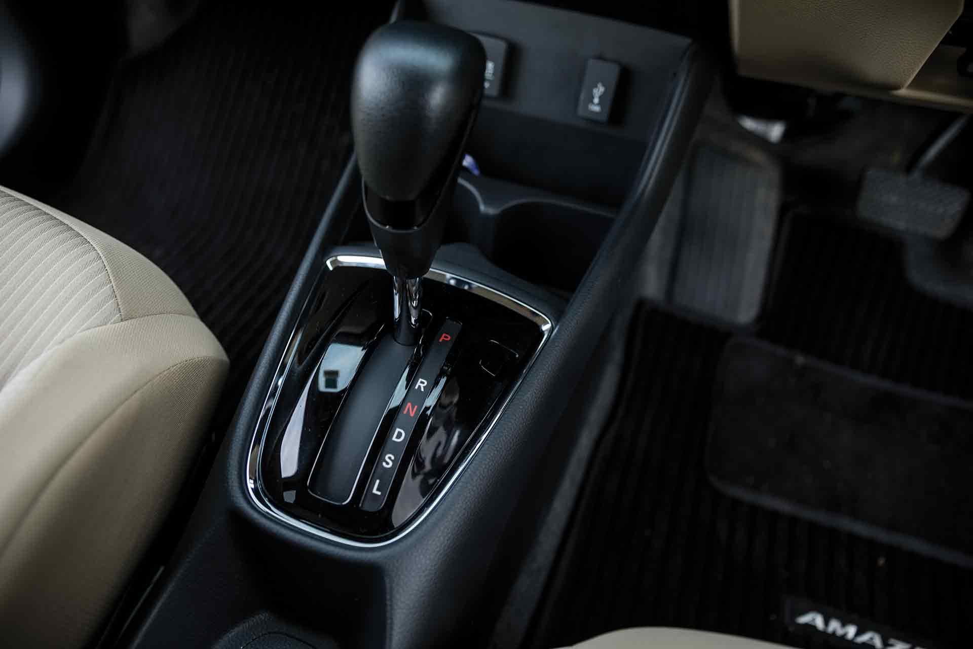 New Honda Amaze Automatic