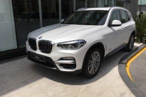 BMW X3 India