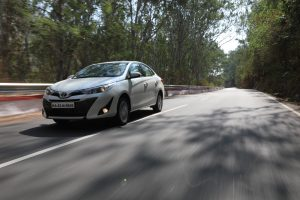 Toyota Yaris India Review