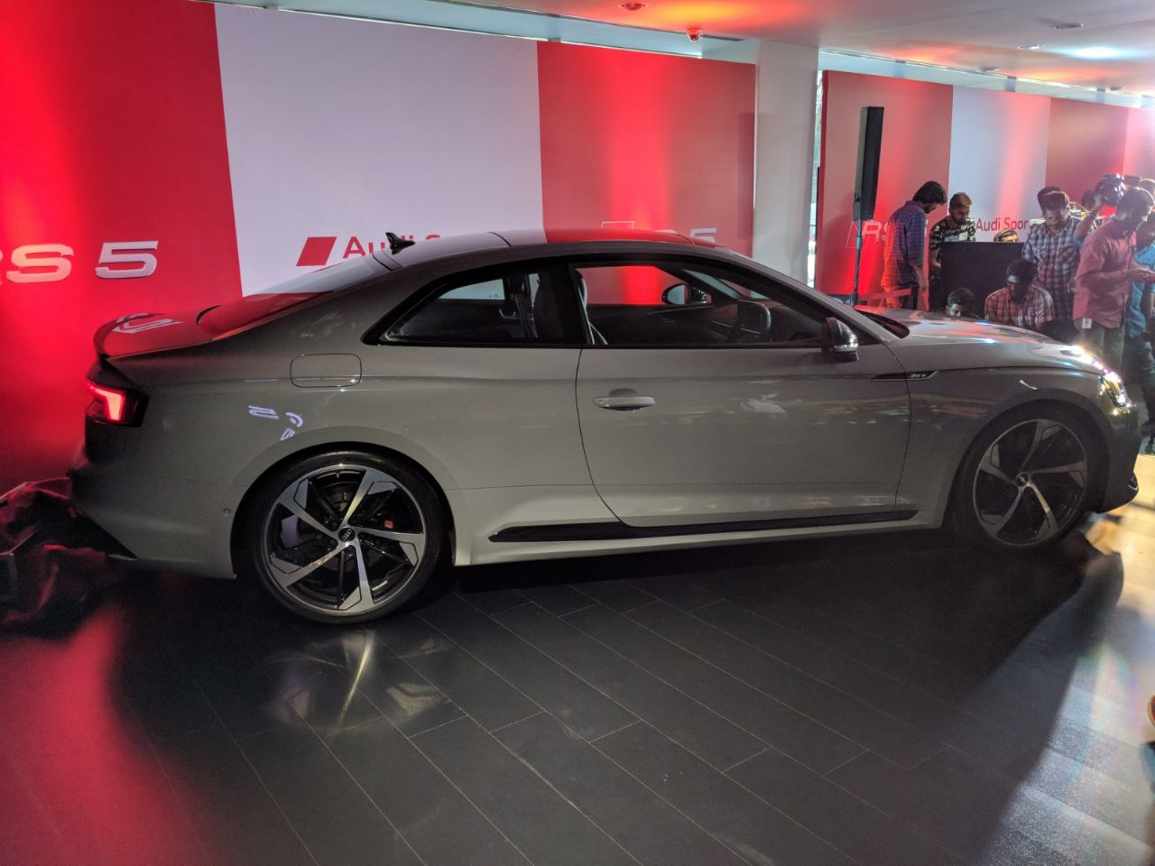 Audi RS5 Coupe India