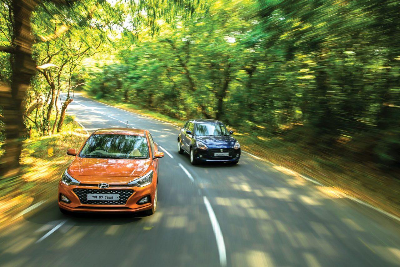 Follow the beater: Maruti Suzuki Swift vs Hyundai Elite i20 - Motoring World