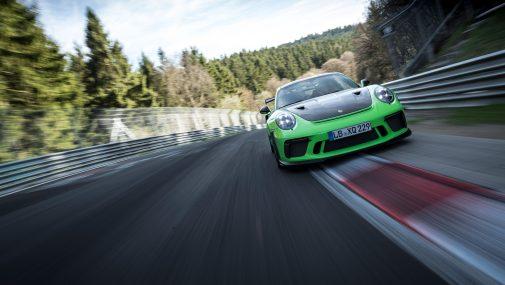 Porsche 911 GT3 RS Nurburgring