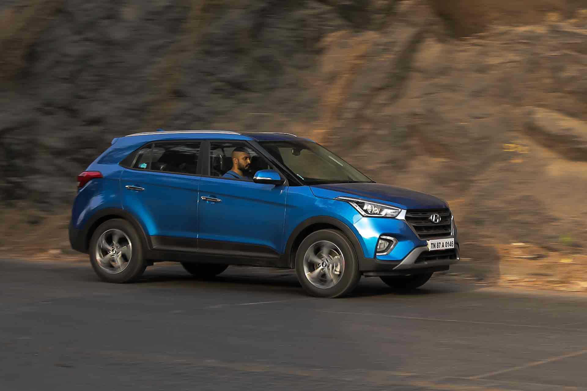 New Hyundai Creta
