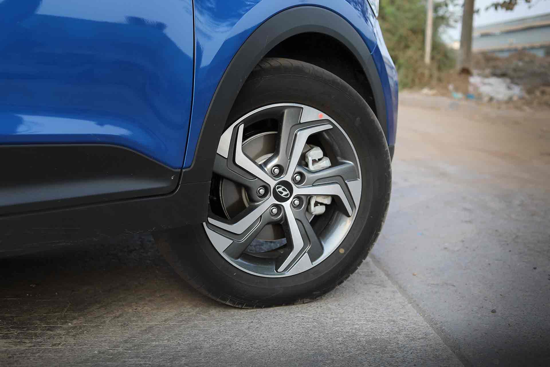 2018 Hyundai Creta Wheels New