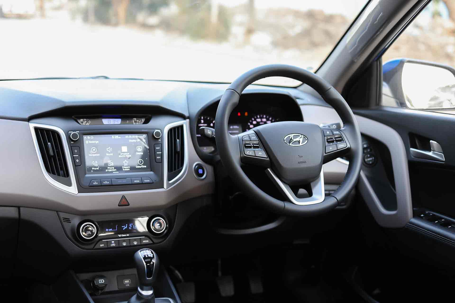 2018 Hyundai Creta Interior Review