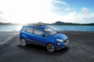 Ford EcoSport S launched