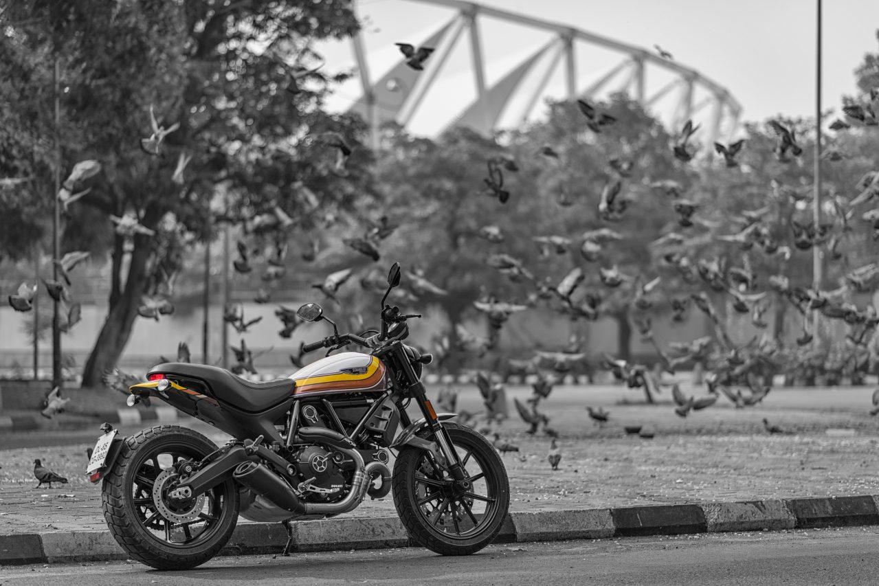 Ducati Scrambler Mach 2.0