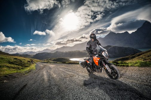 KTM 390 Adventure Announced 1290 Photo