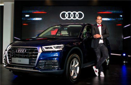Audi Q5 Petrol launched