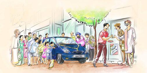 Hyundai India Brilliant Moments