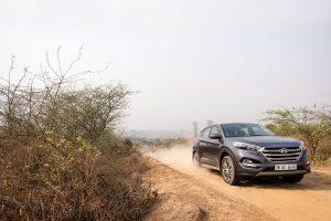 Hyundai Tucson 4WD India Review