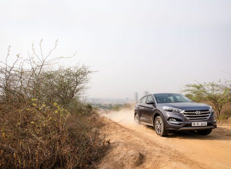 Hyundai Tucson 4WD India Review