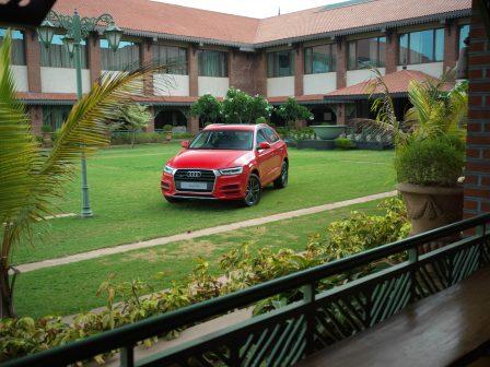 Audi Q3 Design Edition