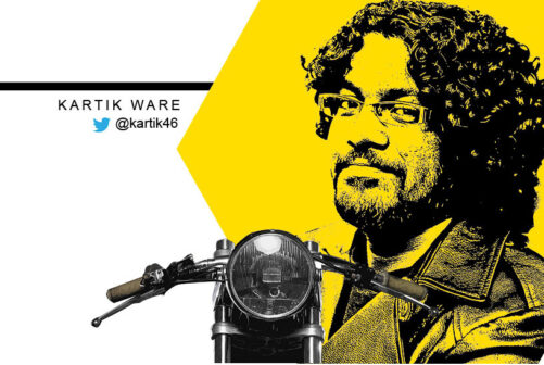 Bar Talk Kartik Ware
