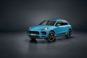 2019 Porsche Macan unveiled