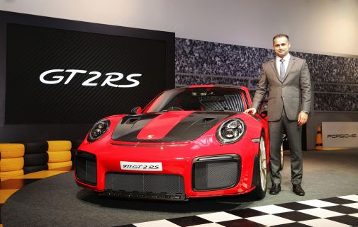 Porsche 911 GT2 RS India launched