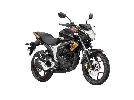 Suzuki Gixxer SP Launched