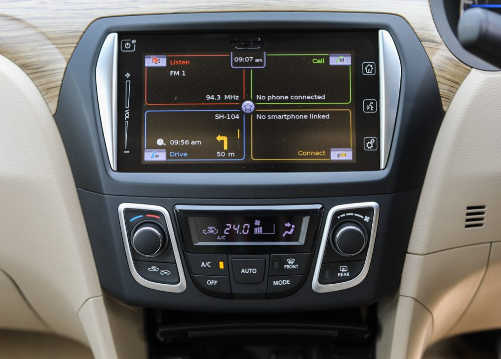 2018 Maruti Ciaz Touchscreen