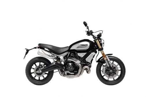 Ducati Scrambler 1100 India