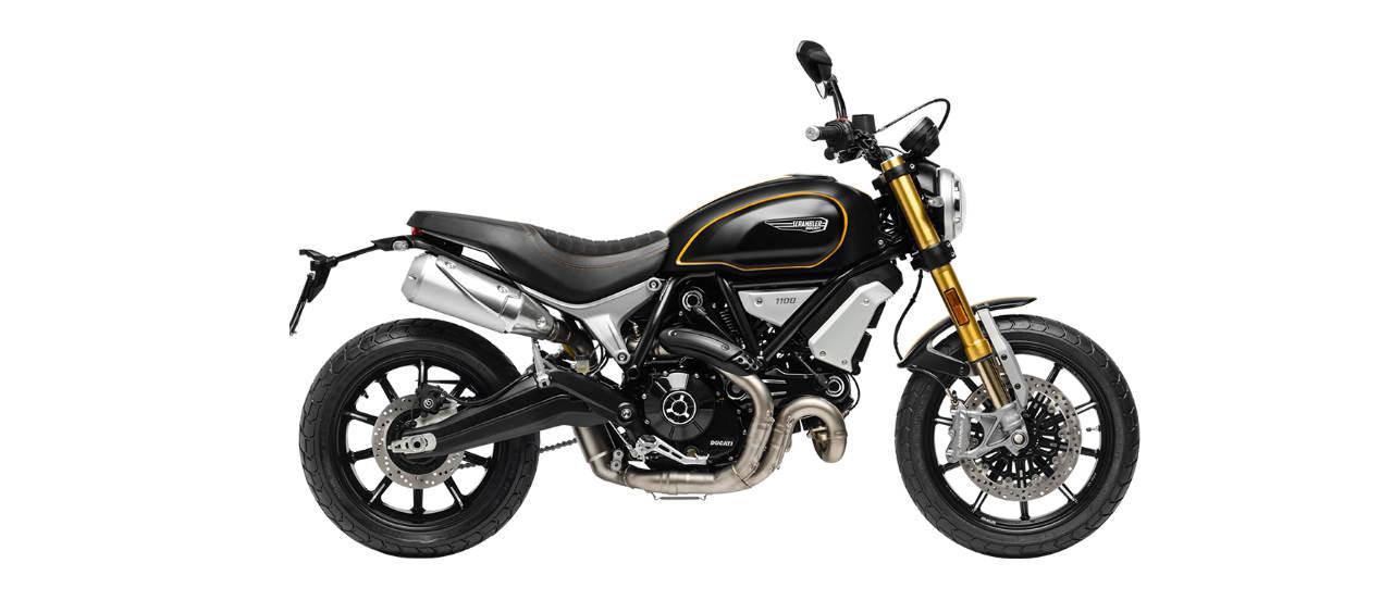Ducati Scrambler Sport India
