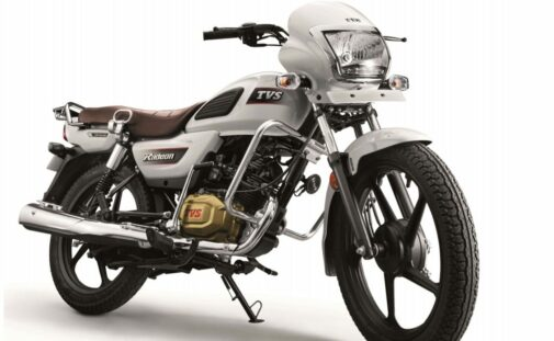 TVS Radeon Launched in India