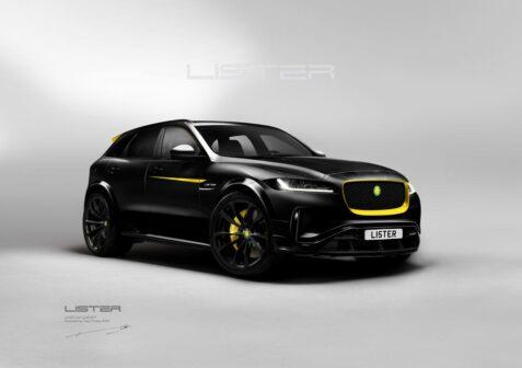 Lister LFP Fastest SUV