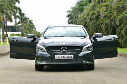 Mercedes-Benz CLA Urban Sport Launched