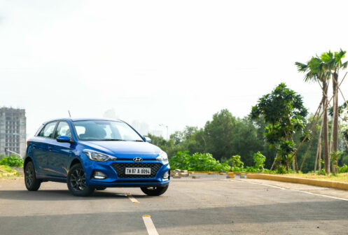 Hyundai Elite i20 CVT