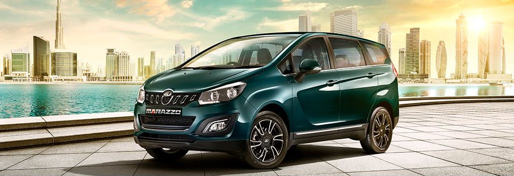 Mahindra Marazzo Launched