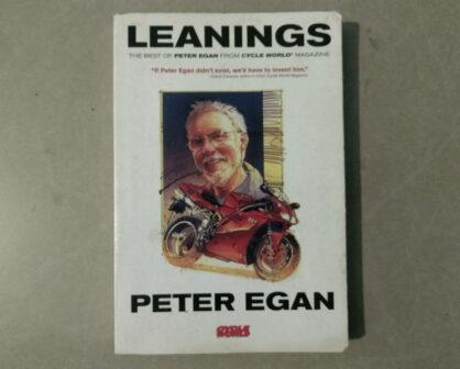 Leanings by Peter Egan