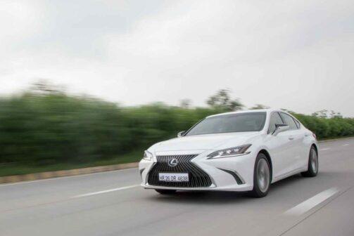 Lexus ES300h India Review