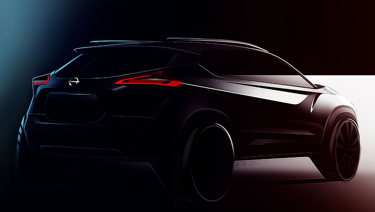 India-bound Nissan Kicks SUV