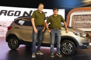 Tata Tiago NRG Launched