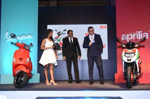 2018 Aprilia SR 150 launched India