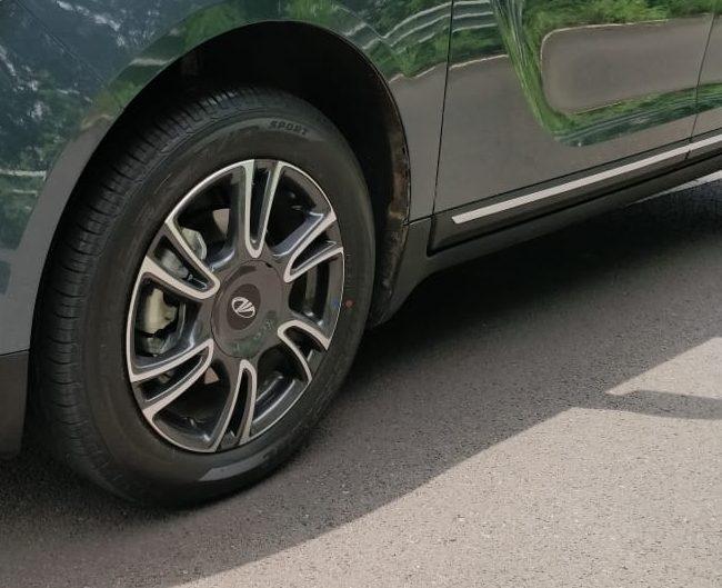 Mahindra Marazzo Tyres