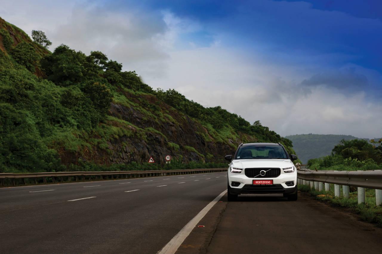 Volvo XC40 India
