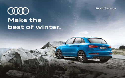 Audi Winter Campaign India
